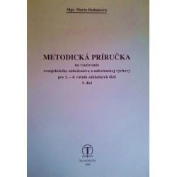 #0187 Metodická príručka na vyučovanie evanj.nábož.