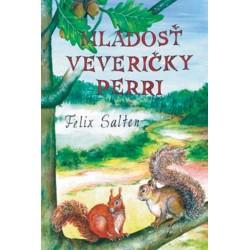 #0488 Mladosť veveričky Perri
