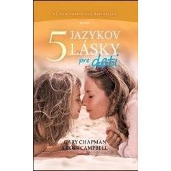 #0444 5 jazykov lásky pre deti