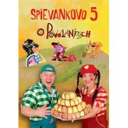 #0579 Spievankovo 5 (O povolaniach)