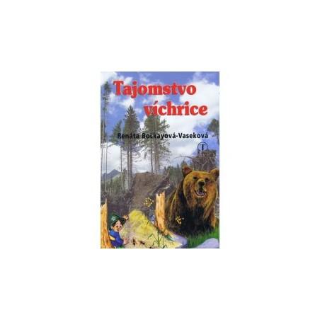 #0557 Tajomstvo víchrice (Renáta Bočkayová-Vaseková)
