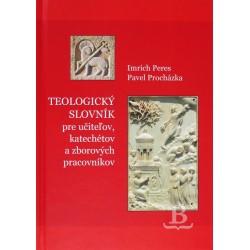 #Márnotratný prorok 187 Teologický slovník pre učiteľov, ...