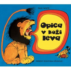 #Márnotratný prorok 295 Opica v koži leva-komiks-1