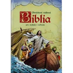 #Márnotratný prorok 188 Obrázková rodinná Biblia pre malých i veľkých