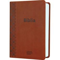 #Márnotratný prorok 544 biblia-ekumenicka-2018-hneda