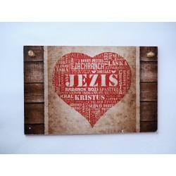 #Márnotratný prorok 663 Tabuľka -Ježiš záchranca