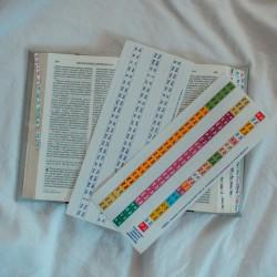 #Márnotratný prorok 982 nálepky do biblie (3 of 3) (1)